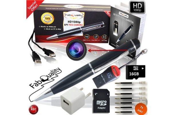 FabQuality primium caméra espion