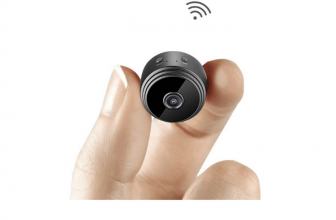La mini camera AOBO: La Caméra Espion wifi par excellence