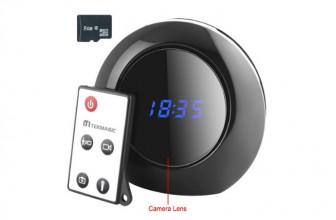 TEKMAGIC 8GB caméra espion alarme : quels avantages vous apporte son utilisation ?